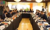 Dirigente vietnamita dialoga con entidades estadounidenses sobre la cooperación binacional