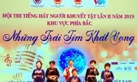 Recaudan asistencia millonaria a los discapacitados y niños huérfanos en Vietnam
