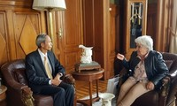 Vietnam aboga por fomentar relaciones de cooperación con Uruguay