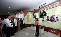 Celebran una exposición de la victoria de Dien Bien Phu en provincia de Dien Bien
