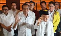 Dirigentes vietnamitas congratulan a los ganadores de las elecciones indonesias