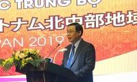 Vietnam promueva las inversiones niponas en región norteña del Centro