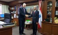 Vietnam busca desarrollar la amistad y cooperación con Paraguay
