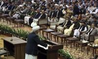 Afganistán celebra mayor conferencia en busca de paz con los talibanes