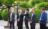 Misiones diplomáticas de Vietnam en China celebran efeméride nacional