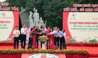 Lanzan en Vietnam el Mes de Acción Humanitaria 2019