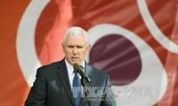 Estados Unidos persiste en su postura sobre Corea del Norte, dice Mike Pence