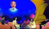 Intercambian seguidores destacados del ejemplo de Ho Chi Minh