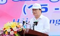 Lanza Vietnam Semana Nacional de Prevención de Desastres Naturales