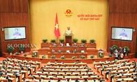 Inaugurado séptimo periodo de sesiones de Asamblea Nacional de Vietnam