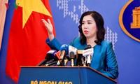 Piden a China no volver a organizar regatas en territorios soberanos de Vietnam