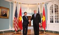 Vietnam otorga importancia a los nexos con Estados Unidos