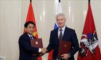 Hanói y Moscú refuerzan la cooperación bilateral