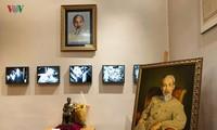 Presidente Ho Chi Minh, en la memoria de amigos franceses