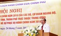 Mejora el Índice de Reforma Administrativa de Vietnam