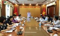 Frente de la Patria de Vietnam por participar más en lucha anticorrupción