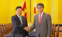 Vietnam y Japón acuerdan medidas para aumentar la conexión económica