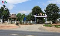 La nueva vida de los pobladores de Dak Rang