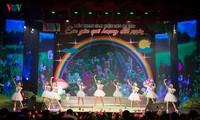 La Voz de Vietnam concluye cuarto Festival de Canto para menores