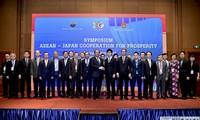 Japón y Asean por estrechar cooperación con Vietnam como coordinador