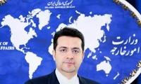 Irán rechaza llamamiento de Estados Unidos a diálogo