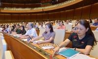 Diputados vietnamitas debaten Ley de Migraciones