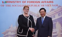 Refuerzan cooperación multilateral Vietnam-Australia