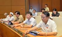 Parlamento de Vietnam aprueba leyes enmendadas