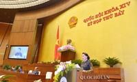 Asamblea Nacional de Vietnam concluye séptimo período de sesiones