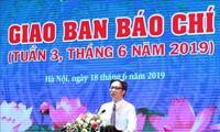 Piden a la prensa vietnamita mejor cumplimiento de sus funciones