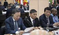 Vietnam en conferencia internacional de seguridad en Rusia