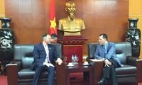 Vietnam y Estados Unidos impulsan cooperación energética