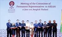 Inician reuniones en el marco de la trigésimo cuarta Conferencia de la Asean