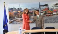Vietnam y la Unión Europea firmarán tratado de libre comercio en unos días