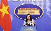 Vietnam interesado en fomentar la asociación con Estados Unidos