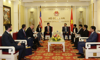 Vietnam y Estados Unidos fortalecen cooperación en lucha contra crímenes
