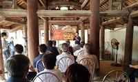 Presentan libro sobre animales sagrados en arquitectura vietnamita