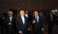 Canciller iraní llega a Venezuela para conferencia ministerial del Movimiento de Países No Alineados