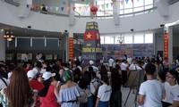 Jóvenes expatriados vietnamitas continúan agenda del Campamento de Verano 2019