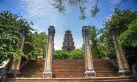 Thien Mu, la pagoda más antigua de la ciudad imperial de Hue