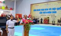 Inauguran el segundo Festival Internacional de Artes Marciales Vietnamitas