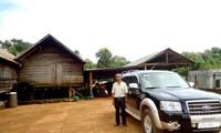 Cu Pong, una antigua base militar convertida en una localidad próspera