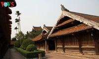 Keo Thái Bình – ngôi chùa có kiến trúc độc đáo nhất miền Bắc