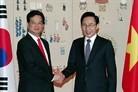 เวียดนามและสาธารณรัฐเกาหลีส่งเสริมความสัมพันธ์หุ้นส่วนยุทธศาสตร์
