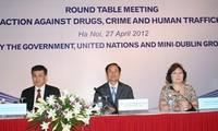 ยุทธศาสตรแห่งชาติป้องกันและปราบปรามยาเสพติด อาชญากรรมและการค้ามนุษย์