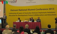 การประชุมแห่งชาติของอดีตนักศึกษาเวียดนามในประเทศออสเตรเลีย