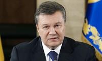 ประธานาธิบดียูเครนอนุมัติกฎหมายนิรโทษกรรม ยกเลิกกฎหมายต่อต้านการชุมนุมประท้วง