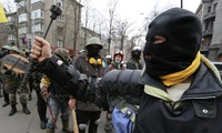 รัฐบาลยูเครนเริ่มบังคับใช้กฎหมายนิรโทษกรรมต่อผู้ชุมนุม