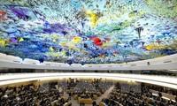 เวียดนามมีส่วนร่วมอย่างเข้มแข็งต่อความสำเร็จของการประชุมครั้งที่ 28 สภาสิทธิมนุษยชนแห่งสหประชาชาติ
