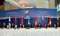 FTA เวียดนาม – พันธมิตรเศรษฐกิจเอเชีย – ยุโรป ก้าวกระโดดแห่งความสัมพันธ์ทางเศรษฐกิจและการค้า